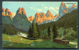Art J.C. Robert Kämmerer - Tschaminthal Tirol - Paintings