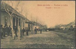 SERBIA - SRBIJA - SREM - INDIA - INDJIJA - Hauptgasse -  1908 - Serbia