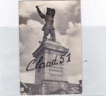 DUNKERQUE (59)la Statue De JEAN BART - Dunkerque