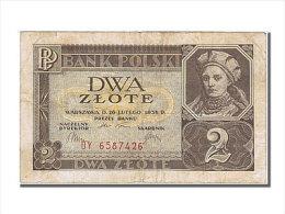 Poland Banknotes, Poland, 2 Zlote, Type 1936 - Polen