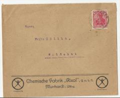 == DR  Brief Murrhard Würtenberg  1930 - Briefe U. Dokumente
