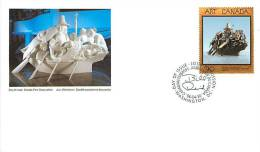 1996 Canadian Art: West Coast Indian Sculpture: The Spirit Of Haida Gwaii  Sc 1602 - 1991-2000