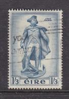 IRELAND: 1956 JOHN BARRY 1/3, Used - 1949-... Republic Of Ireland
