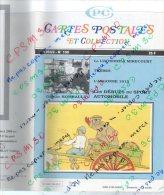 Revue Cartes Postales N° 150 CPC 1993/2; Lutherie Mirecourt; Trèbes; Argonne 1915; Sport Automobile; G. Rouhault - Brocantes & Collections