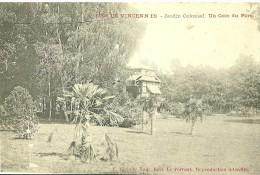 Vincennes.Un Coin Du Parc Dans Le Jardin Colonial Du Bois De Vincennes. - Vincennes