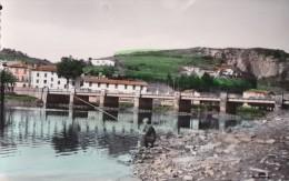 SPAIN - BEHOBIA - INTERNATIONAL BRIDGE.   FISHING - Non Classés