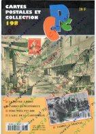 Revue Cartes Postales N° 198 CPC 2001/67; La Bièvre Paris; Arsenal Tarbes; Carrey Maison Laureys; Père Noel 2000; ABC - Trödler & Sammler