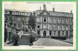 76 ROUEN - Pensionnat J.B. De La Salle - Façade Principale - Rouen
