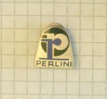 PERLINI MONSTER TRUCK  (buttonhole) Button Enamel Badge / Camion Lkw Lastwagen - Badges