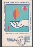 Croix Rouge - Yougoslavie - Carte De 1988 - 1945-1992 République Fédérative Populaire De Yougoslavie