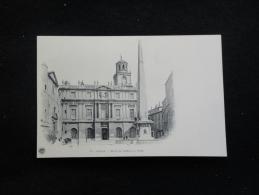 Arles :  Place De L ' Hôtel De Ville. ( Avant 1904 ) - Arles