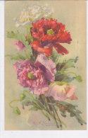 CARD KLEIN BOUQUET DI RANUNCOLI -FP-VSF-2-0882-16799 - Klein, Catharina