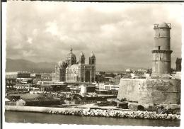 Marseille. La Cathédrale, Le Fort Saint-Jean - Non Classés