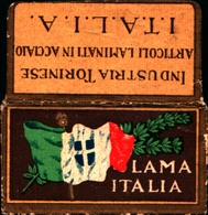 80546) Lama Italia - Industria Torinese Articoli Laminati In Acciaio - Publicité