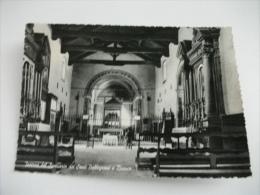 Chiesa Interno Del Santuario Dei Santi Pellegrino E Bianco  S. Pellegrino In Alpe - Eglises Et Couvents