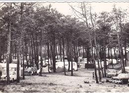 40 - Mimizan-Plage - Camping Municipal (animée, Grand Format) - Mimizan Plage