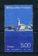 Kroatien 2008 Leuchtturm Mi.Nr. 869 Gestempelt - Kroatien