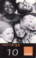 Reunion, Orange 10 EUR - Reunion