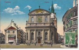 7852 - Yverdon L'Eglise - VD Vaud