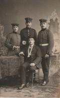 Hommes  Du  2°  Bataillon  De  Pionniers  De  Poméranie  De  Stettin - Characters