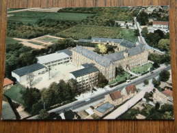 Luchtopname St. Ursula-Instituut / Anno 19?? ( Zie Foto Voor Details ) !! - Herk-de-Stad