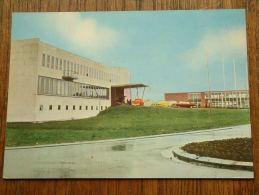 Gemeentehuis ZOLDER Anno 19?? ( Zie Foto Voor Details ) !! - Heusden-Zolder