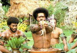 Iles Fidji : Kava Ceremony - Fiji