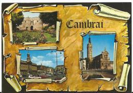 R:   Nord :  CAMBRAI  : Vues - Cambrai