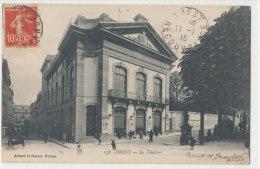 29// BREST  Le Théatre,  138 - Brest