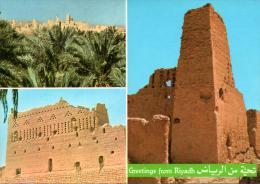 Un Bonjour De Ryad - Arabie Saoudite