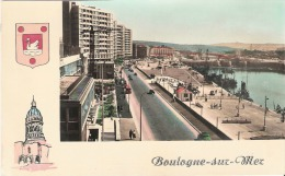 Boulogne-sur-Mer (62) Boulevard Gambetta - Boulogne Sur Mer
