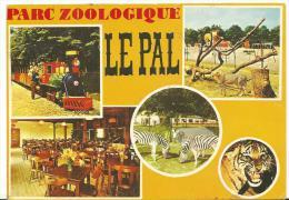 """R: Allier :  ST   POURçAIN  Sur   BESBRE : Parc  Zoologique  """" Le  Pal """" - Non Classés"""