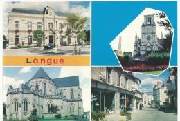 R:  Maine Et Loire :  LONGUé  : Vues - France