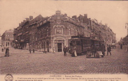 Charleroi 263: Avenue Des Viaducs ( Tramway - TOP CARTE) - Charleroi