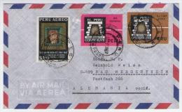 Old Letter - Peru - Peru