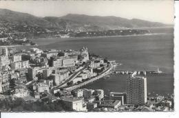 MONACO - Vue Sur Monte-Carlo, Le Cap Martin Et L'Italie - Non Classés