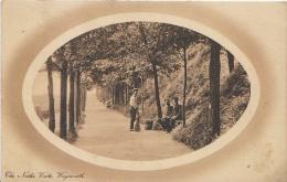 Dorset Postcard - The Nothe Walk, Weymouth, Dorset   AA532 - Weymouth