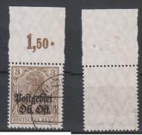 Ober-Ost,2b,OR P,o,gep.  (3570) - Besetzungen 1914-18