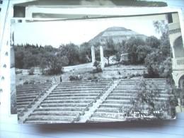 Mexico Teatro Aire Libre San Juan Teotihuacan - Mexico