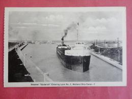 Transport--Ships--Steamer Goderich--not Mailed--PJ 206 - Dampfer