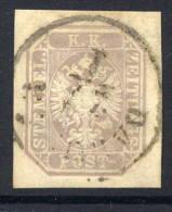AUSTRIA 1863 Newspaper Stamp Used. .  Michel 29 - Journaux