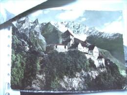 Liechtenstein Vaduz Nice Card - Liechtenstein