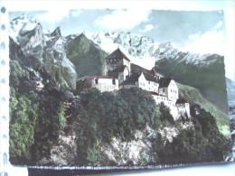 Liechtenstein Vaduz Nice Card With Panorama - Liechtenstein