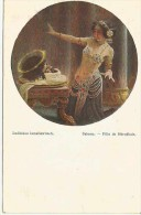 SALOME  FILLE DE HERODIADE  LADISLAUS ISMAILOWITSCH  MODERNE RUSSISCHE MEISTER  OHL - Peintures & Tableaux