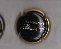 PALMER  & Co  - Ctr Or , Noir - Palmer