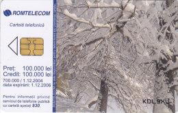 Romania, ROM-275, Winter 1, 2 Scans. - Romania