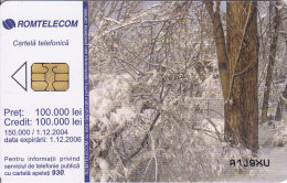 Romania, ROM-276, Winter 2, 2 Scans. - Roumanie