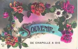 Souvenir De Chapelle A Oie - Leuze-en-Hainaut