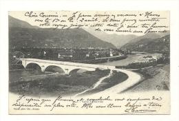 Cp, 73, Vallée D'Albertville, Voyagée 1904 - Non Classés