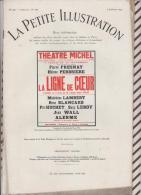 La Petite Illustration N°558  2 Janvier 1932  LA LIGNE DE COEUR CLAUDE ANDRE PUGET - Theatre